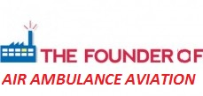 founder of air ambulance aviation